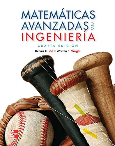 MATEMATICAS AVANZADAS PARA INGENIERIA 4 E 2012: ZILL