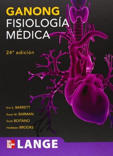 9786071508744: Ganong: Fisiología médica