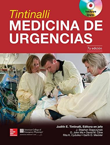 9786071508805: Tintinalli Medicina de Urgencias