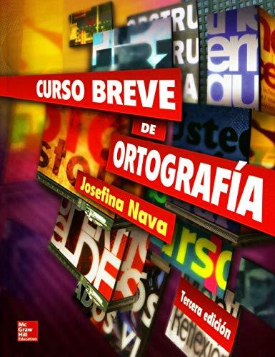 CURSO BREVE DE ORTOGRAFIA: NAVA, JOSEFINA