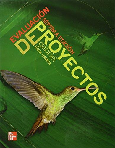 9786071509222: EVALUACION DE PROYECTOS 7'EDICI