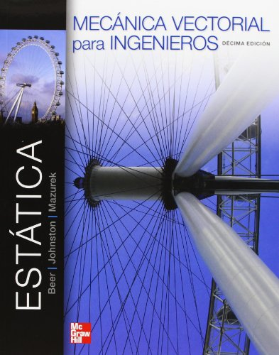 9786071509253: MECANICA VECTORIAL PARA INGENIEROS ESTATICA