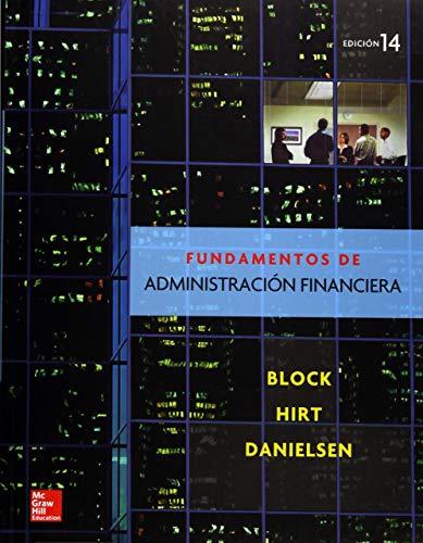 9786071509277: FUNDAMENTOS DE ADMINISTRACION FINANCIERA