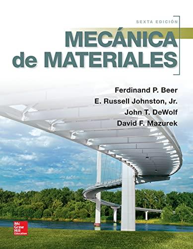 MECANICA DE MATERIALES 6'ED: BEER FERDINAND