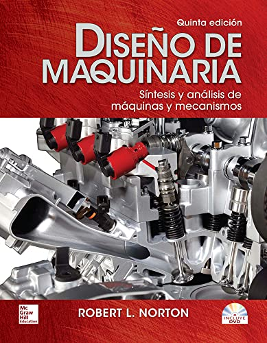 9786071509352: DISENO DE MAQUINARIA SINTESIS Y ANALISIS (Spanish Edition)