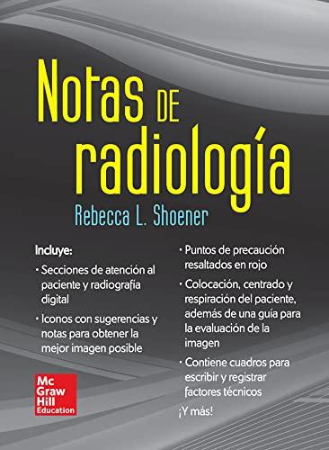 9786071509635: NOTAS DE RADIOLOGIA