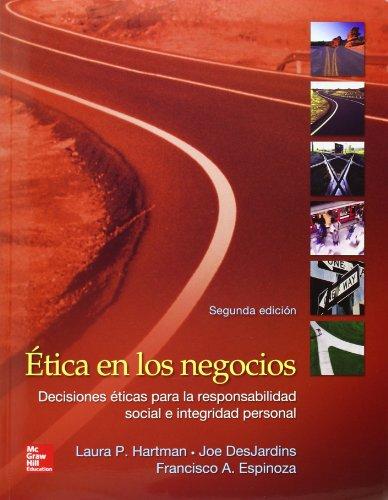 Ética en los Negocios: HARTMAN
