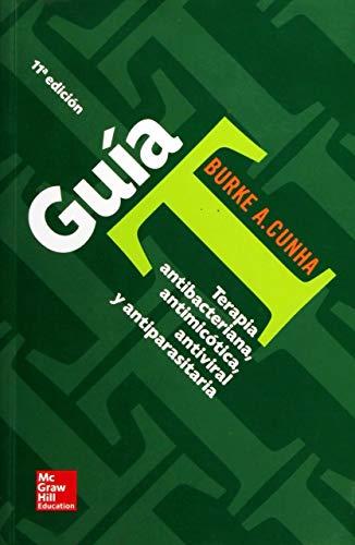 GUIA TERAPIA ANTIBACTERIANA ANTIMICOTICA ANTIVIRAL Y ANTIPARASITARIA: CUNHA