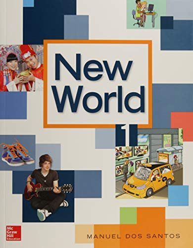 9786071511041: NEW WORLD STUDENT BOOK 1 CON CD
