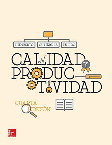 9786071511485: Calidad y productividad