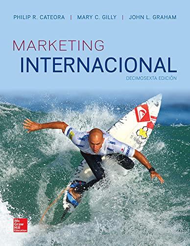 9786071512093: MARKETING INTERNACIONAL 16'ED