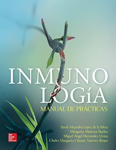 9786071512499: MANUAL DE PRACTICAS DE INMUNOLOGIA