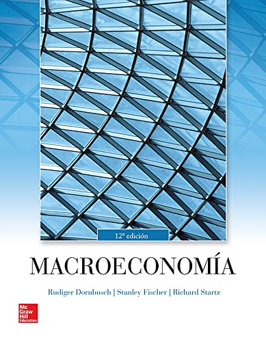 MACROECONOMIA 12VA ED.: DORNBUSCH, RUDIGER /