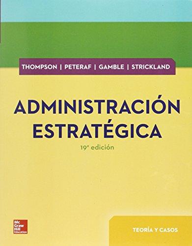 9786071512987: ADMINISTRACION ESTRATEGICA / 19 ED.