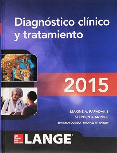 9786071513106: DIAGNOSTICO CLINICO Y TRATAMIENTO / 54 ED.