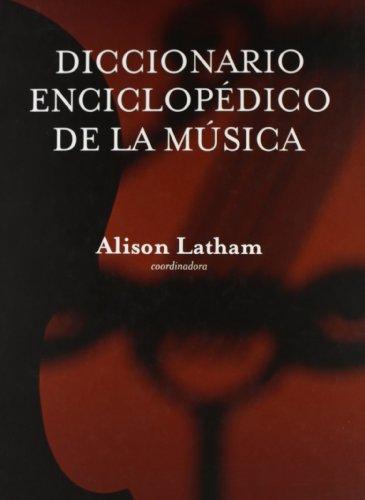 9786071600202: Diccionario enciclopédico de la música (Tezontle) (Spanish Edition)