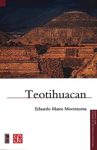 9786071600820: Teotihuacan (Fideicomiso Historia De Las Americas)