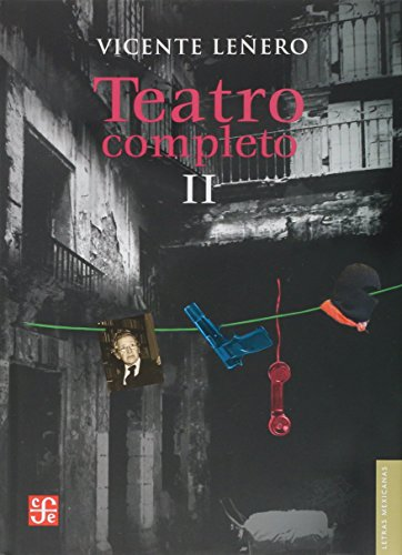 9786071606044: Teatro completo II