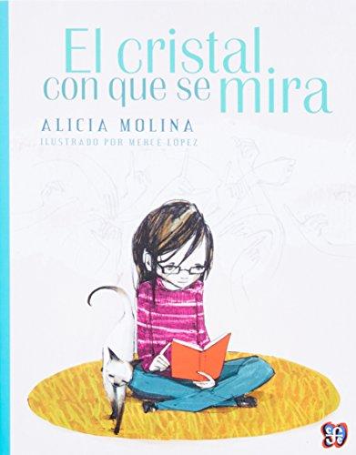 9786071606549: El cristal con que se mira (A la Orilla del Viento) (Spanish Edition)