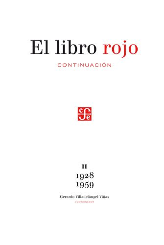 El libro rojo, continuación, II (Tezontle) (Spanish: Gerardo Villadelángel Viñas