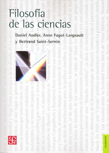 9786071607331: Filosofía de las ciencias (Filosofia) (Spanish Edition)