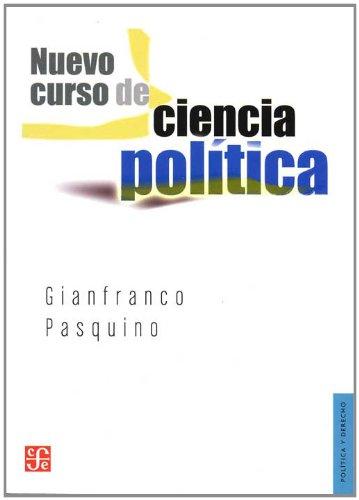 9786071607348: Nuevo curso de ciencia política (Politica y derecho / Politics and Law) (Spanish Edition)