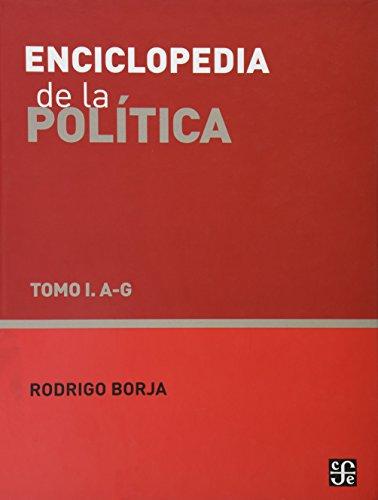 9786071608772: ENCICLOPEDIA DE LA POLITICA 2 TOMOS