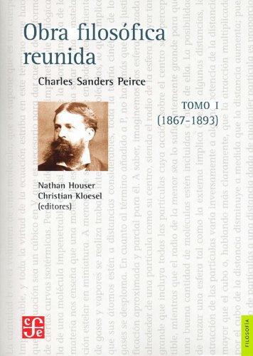 9786071609366: Obra filosófica reunida (1867-1893) (Seccion de Obras de Filosofia) (Spanish Edition)