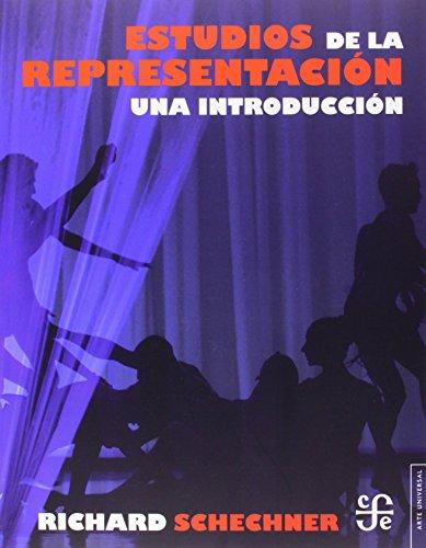9786071609373: Estudios de La Representacion.: Una Introduccion (Arte Universal)