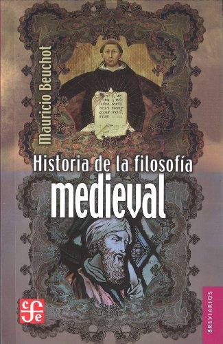 Historia de la filosofía medieval (Brevarios del: Beuchot, Mauricio