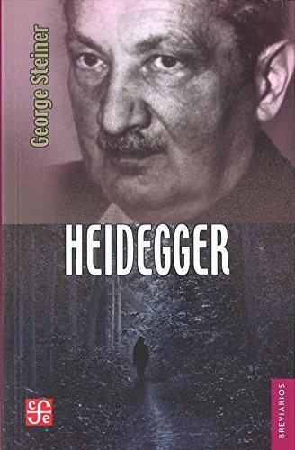 9786071614063: Heidegger (Breviarios) (Spanish Edition)
