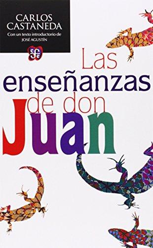 9786071618030: Las enseñanzas de don Juan. Una forma yaqui de conocimiento (Spanish Edition)