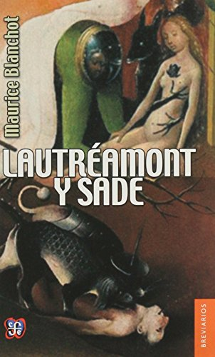 LAUTREAMONT Y SADE: Blanchot, Maurice