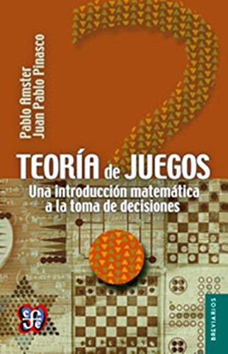 9786071622341: TEORÍA DE JUEGOS