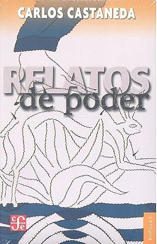 9786071635365: Relatos de poder (Spanish Edition)