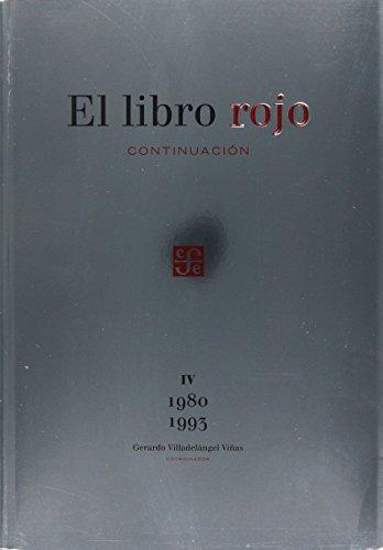 El libro rojo, vol. IV (1980-1993): Villadelángel Viñas, Gerardo