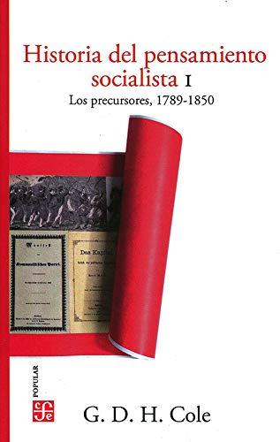 HISTORIA DEL PENSAMIENTO SOCIALISTA (Book): G. D. H.