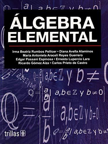 9786071700995: ALGEBRA ELEMENTAL