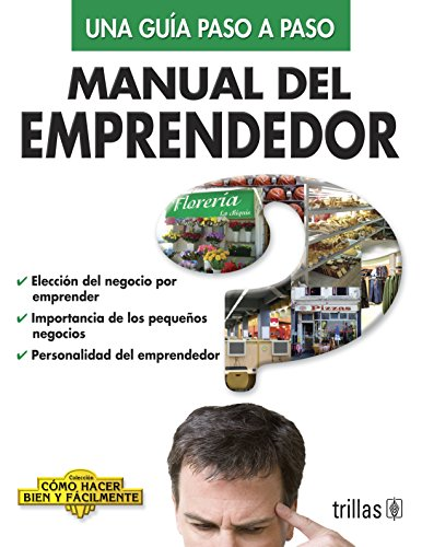 MANUAL DEL EMPRENDEDOR: LESUR, LUIS
