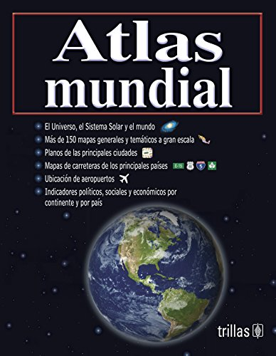 ATLAS MUNDIAL (PRESENTACION CARTONE): EDITORIAL TRILLAS