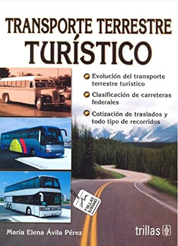 9786071701657: Transporte Terrestre Turistico