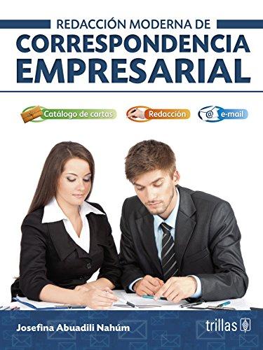 9786071702937: Manual moderno de correspondencia empresarial (Spanish Edition)