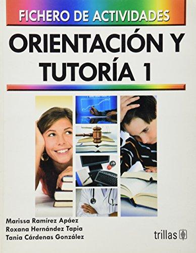 9786071703026: ORIENTACION Y TUTORIA 1: FICHERO DE ACTIVIDADES