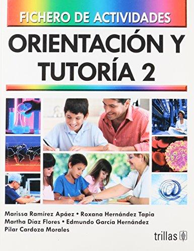 9786071703033: ORIENTACION Y TUTORIA 2: FICHERO DE ACTIVIDADES