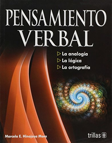 Pensamiento verbal/ Verbal Thought (Spanish Edition): Mora, Marcela E.