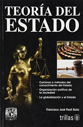 9786071703262: Teoria del estado/ Theory of State (Spanish Edition)