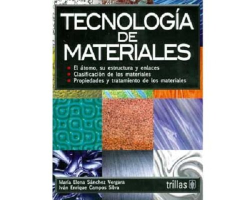 9786071703385: Tecnologia de materiales / Materials Technology (Spanish Edition)