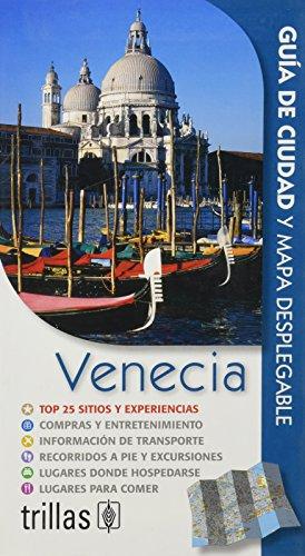 9786071703712: Guia de ciudad Venecia / Venice City Guide (Spanish Edition)