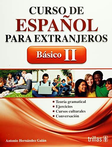 9786071704788: Curso de Espanol para extranjeros basico II / Spanish Course for foreigners Basic II (Spanish Edition)