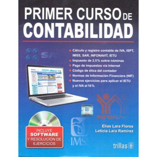 9786071705075: Primer curso de contabilidad / First Course in Accounting (Spanish Edition)
